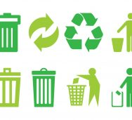 Recycling-Icons